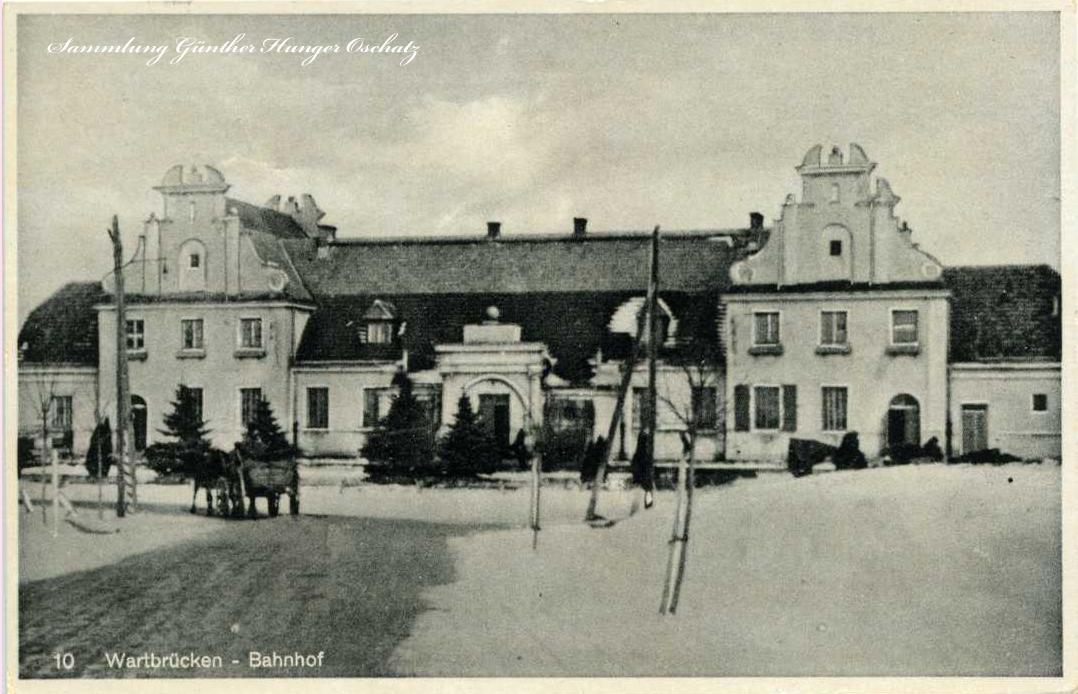 Wartbrücken Bahnhof