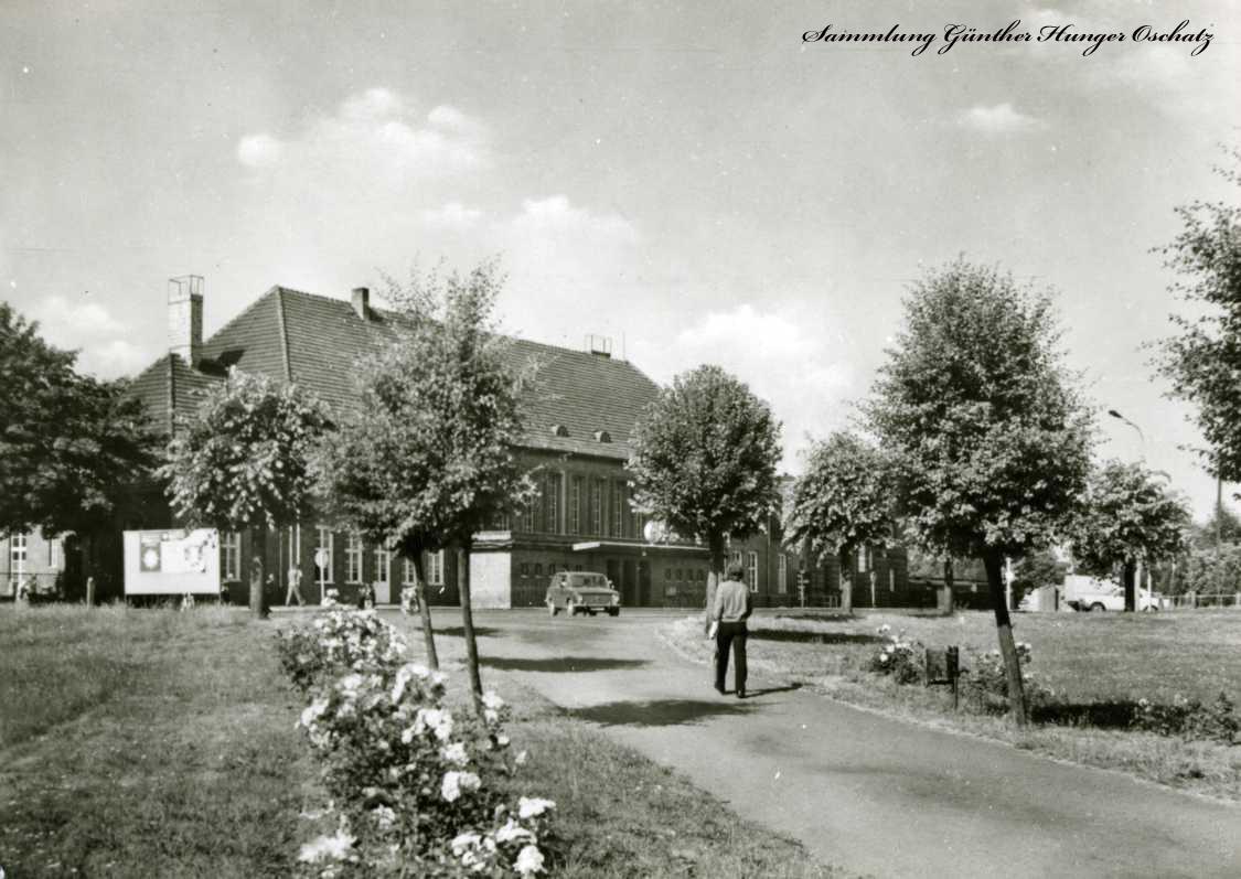 Wittstock Dosse Bahnhof