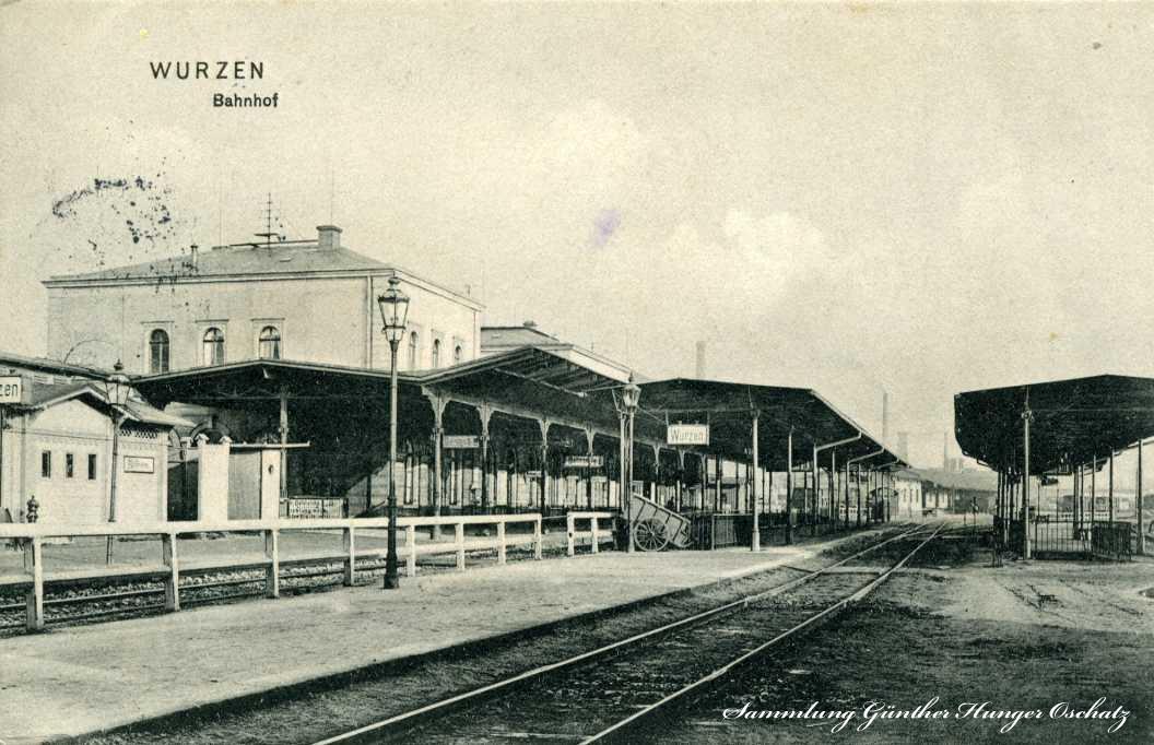 Wurzen Bahnhof