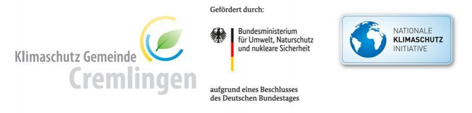 Logos Klimaschutz GC und Klimaschutzinitiative