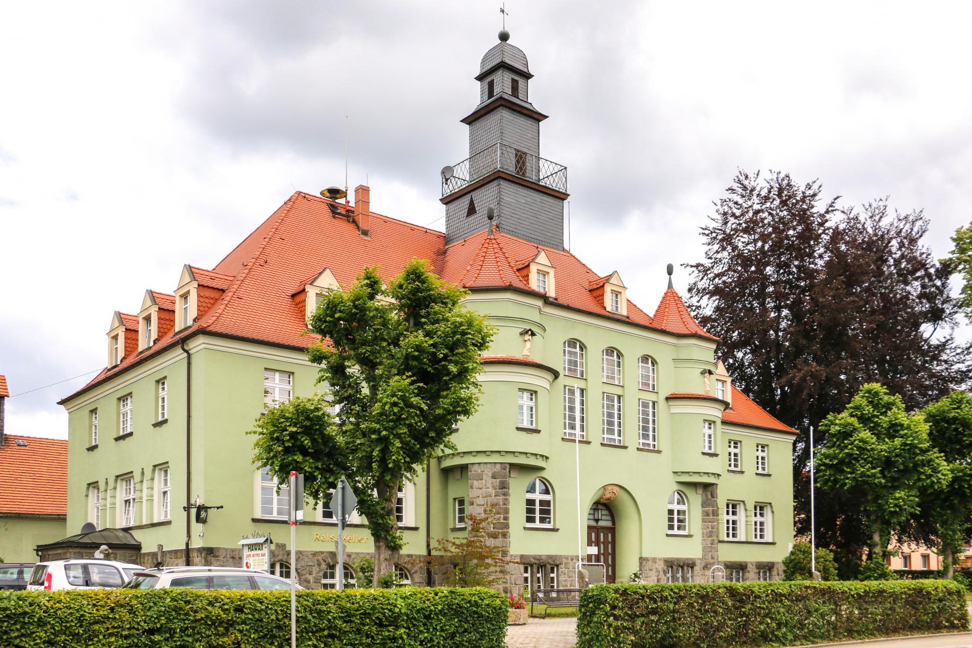 Rathaus (C) Sandi Wermes