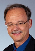 Pfarrer Werner Gottwald, Vorsitzender