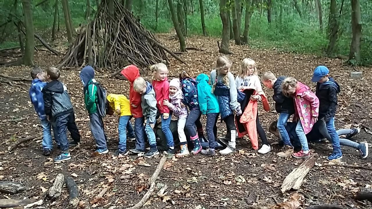 Waldtag der Klasse 2a