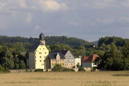 Das Eisfelder Schloss.