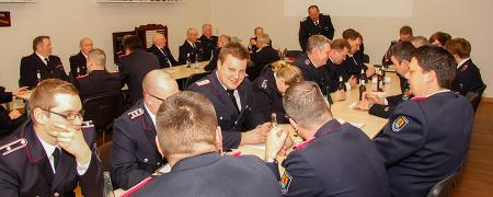 2014 Jahreshauptversammlung FF Schnakenbek