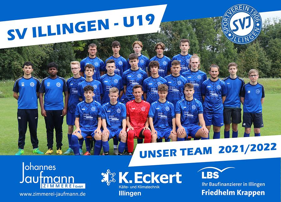 A-Jugend SVI 2021/22 II