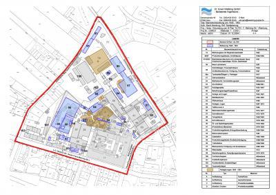 Anlage 3.3 Standortentwicklung von 1945 - 1993