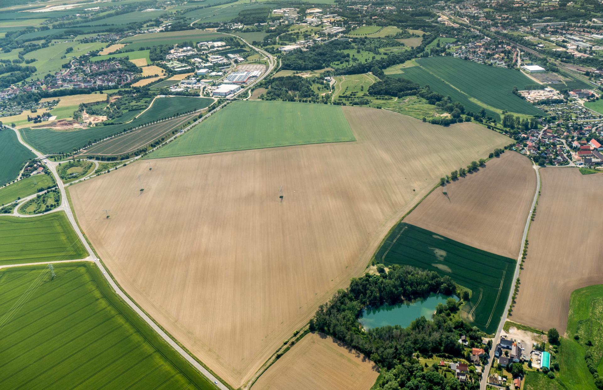 Gewerbegebiet Altenburg / Windischleuba