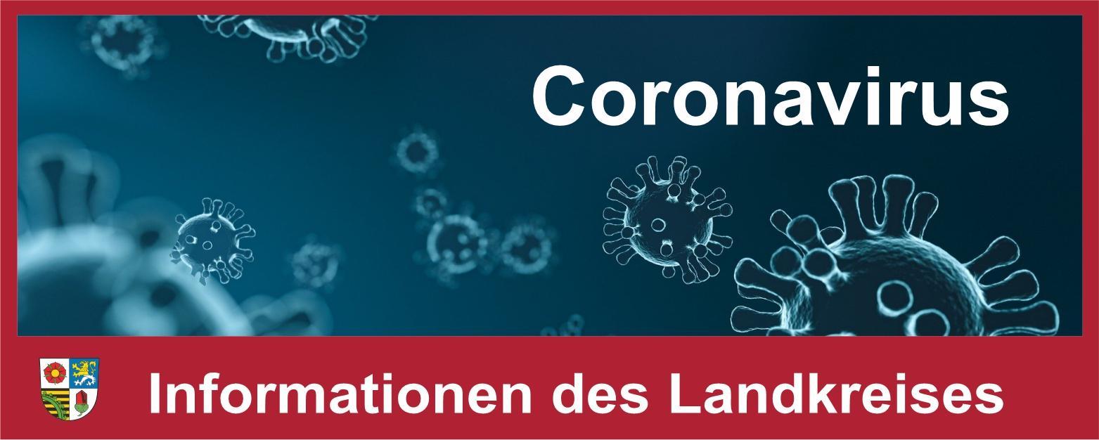 Informationen zu Corona des Landkreises