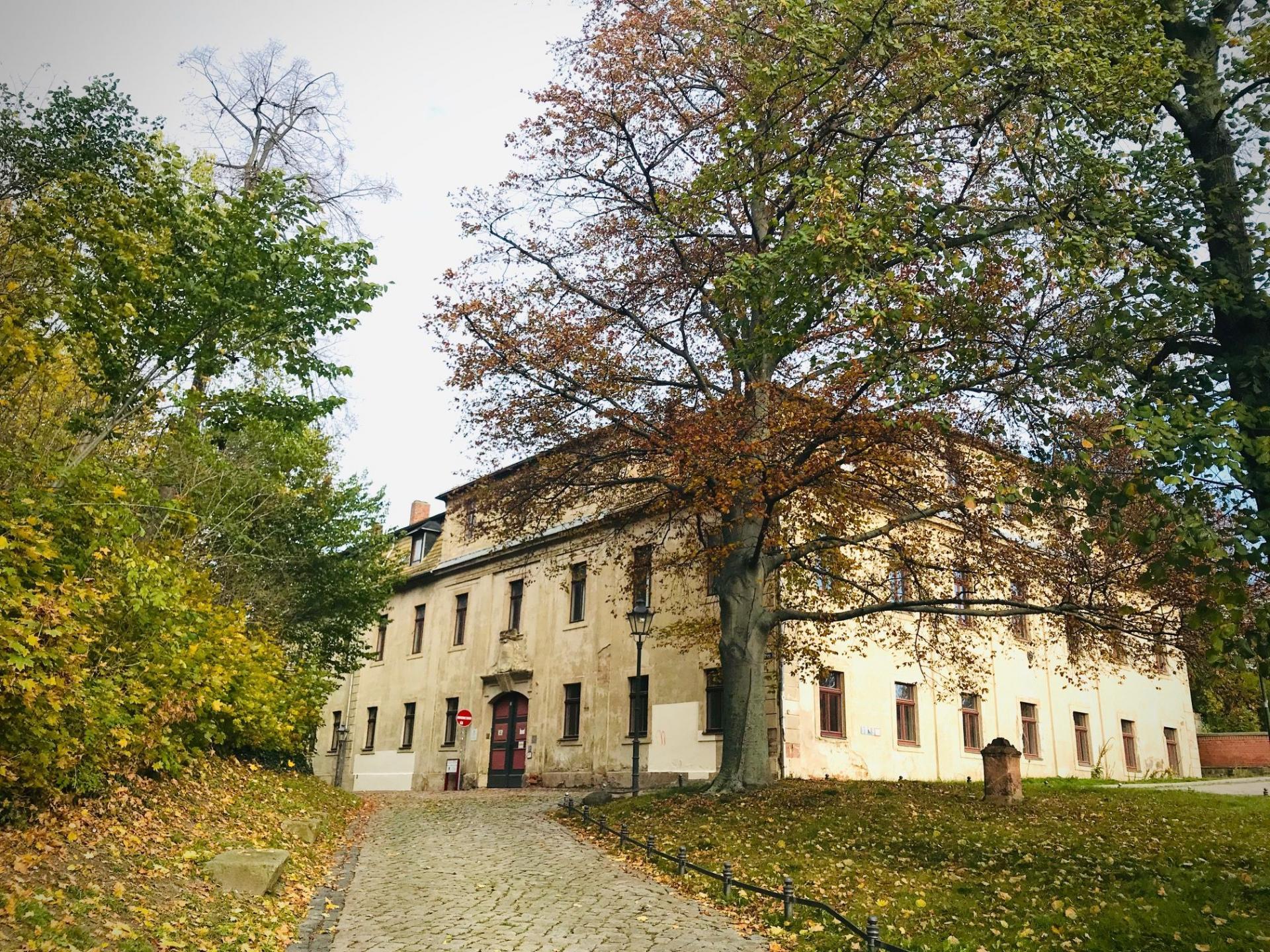 Stadtarchiv auf dem Schlossberg