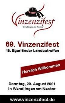 Vinzenzifest 2021 - Save the Date