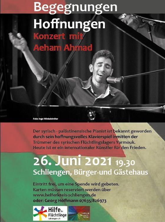 Konzert Juni 2021