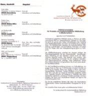 Anbieterverzeichnis für Produkte aus landwirtschaftlicher Wildhaltung in Niedersachsen