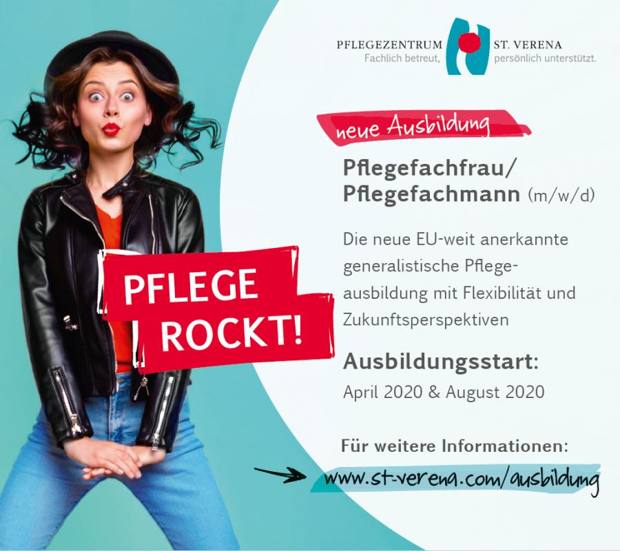 Ausbildung Pflegefachmann/-frau