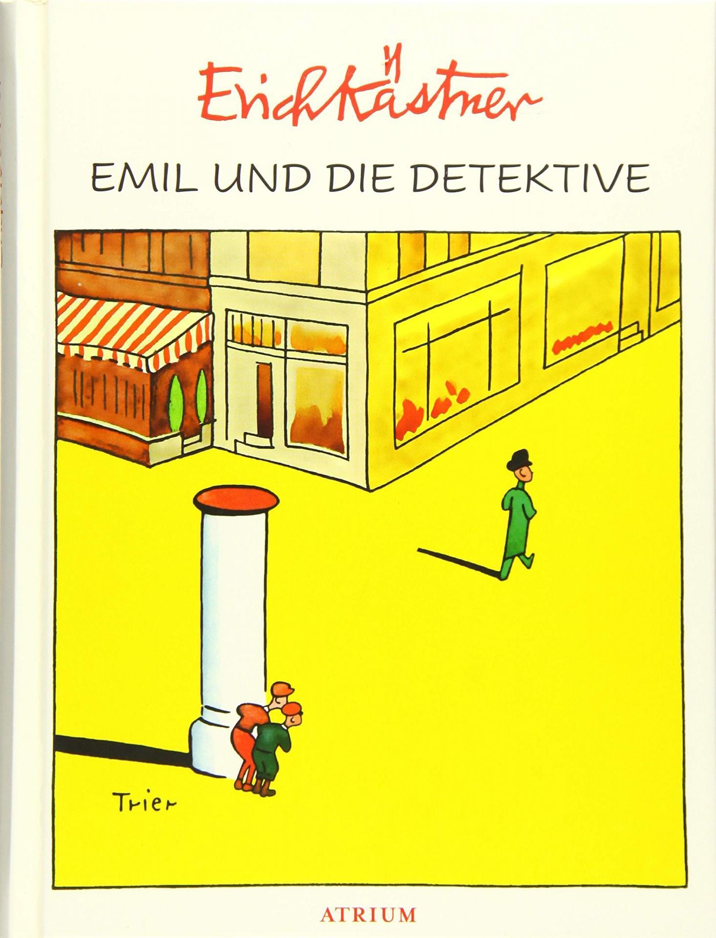 Emil und die Detektive (Originalbild: Atrium-Verlag)