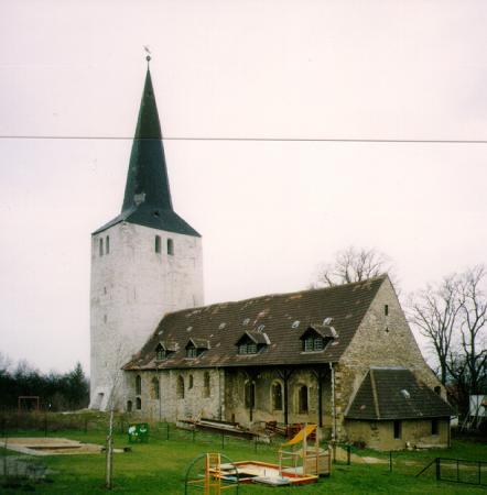 Kirche von Südosten