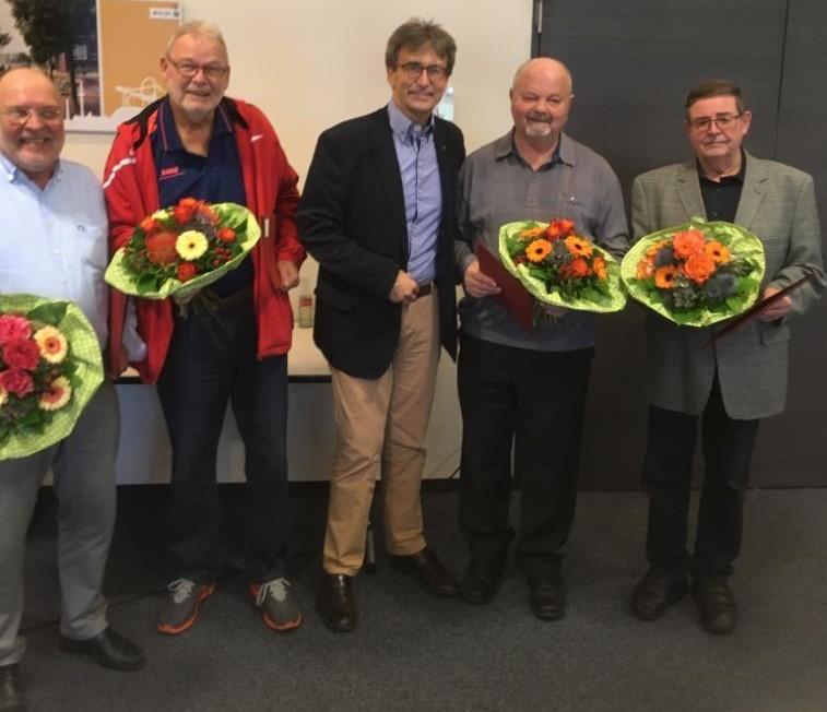 Verbandstag 2019 Ehrenmitglieder