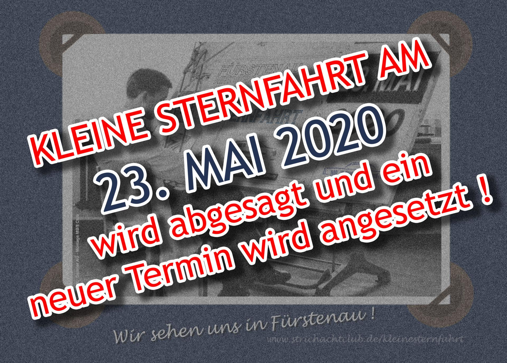 Absage Fürstenau