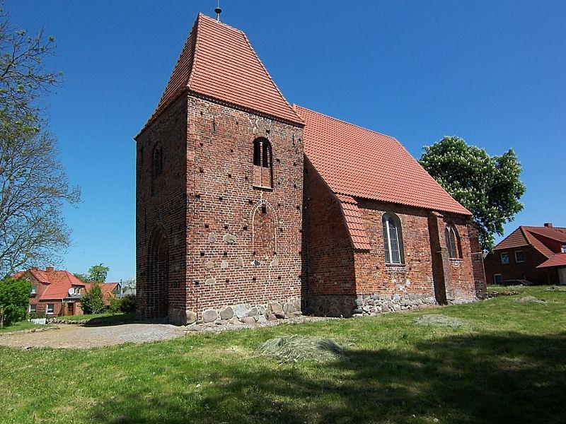 Kirche Bössow