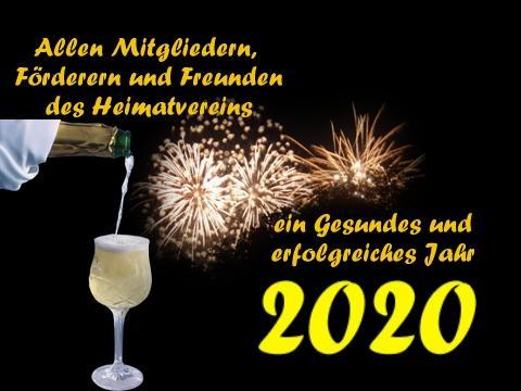 Grüße 2020