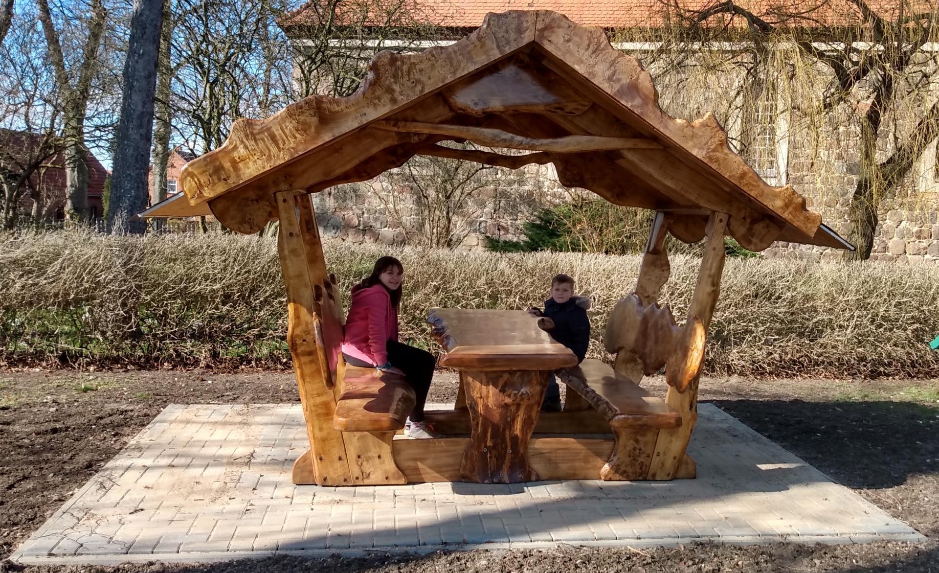 Sitzgruppe - 1