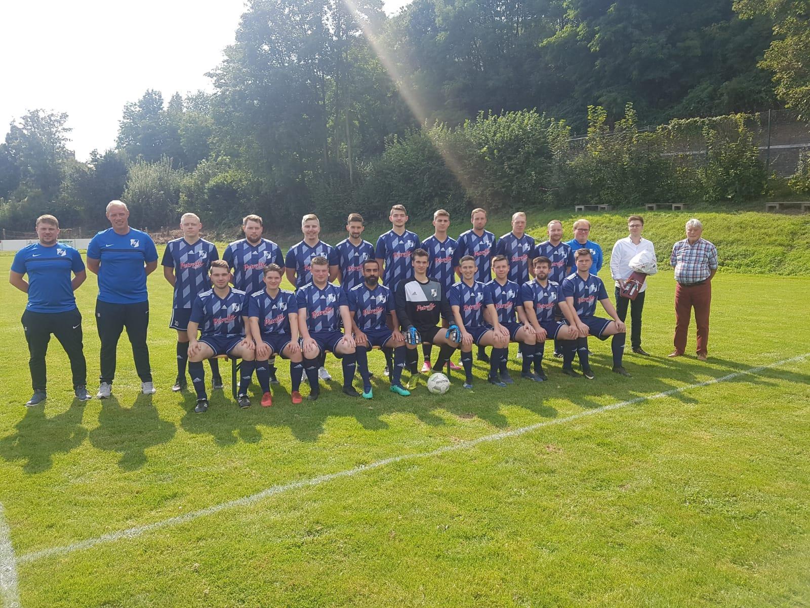2020.09.13 SG Wesertal - Neuer Trikotsatz für die 1. Mannschaft (1)