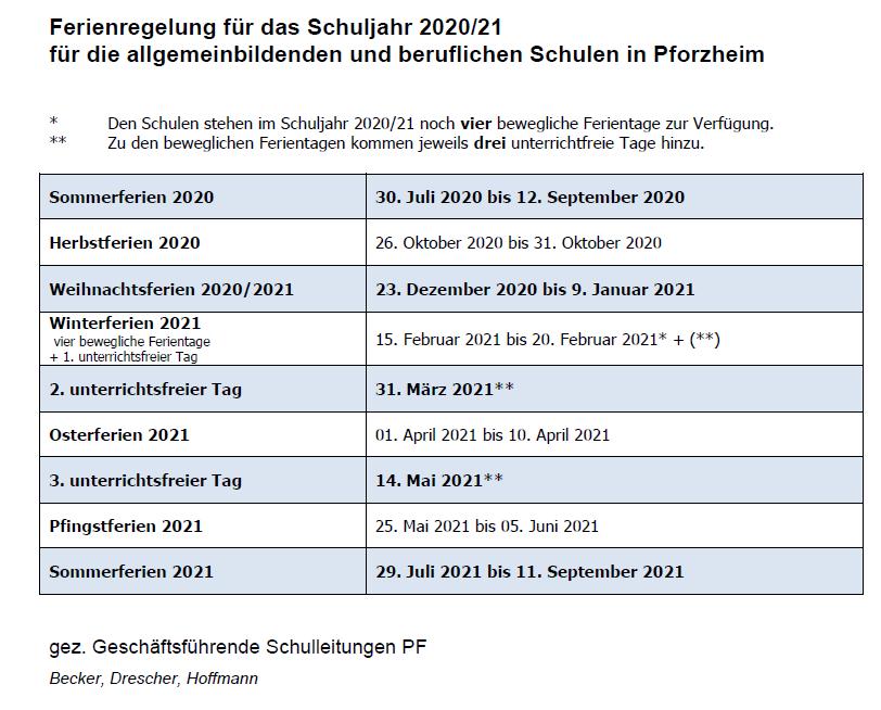 Ferienplan 2020_2021