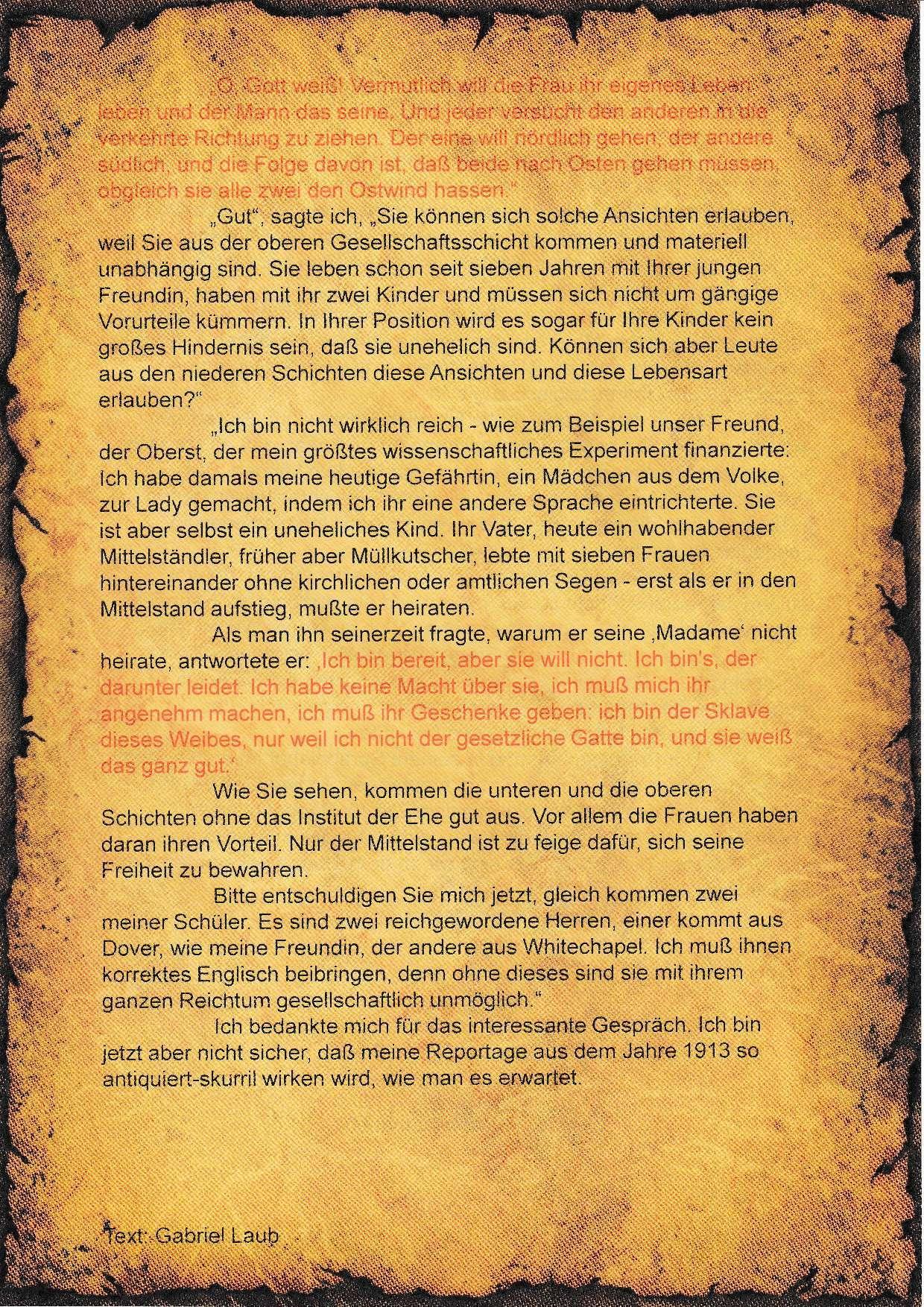 10. Literatur-Rätsel - B