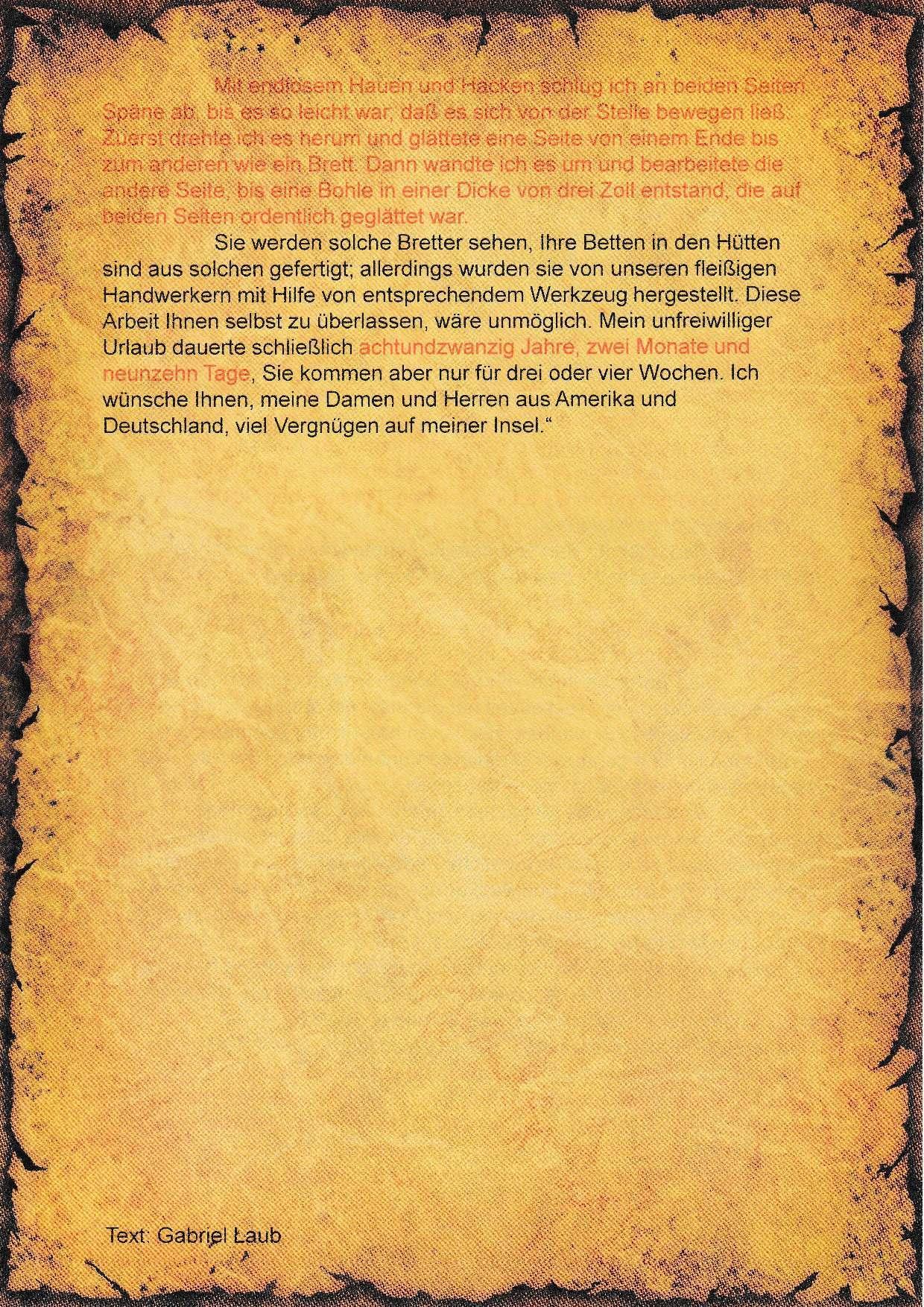 8. Literatur-Rätsel - B