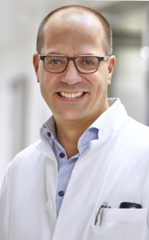 Dr. med. Peter Flies, Chefarzt Innere Medizin / Kardiologie