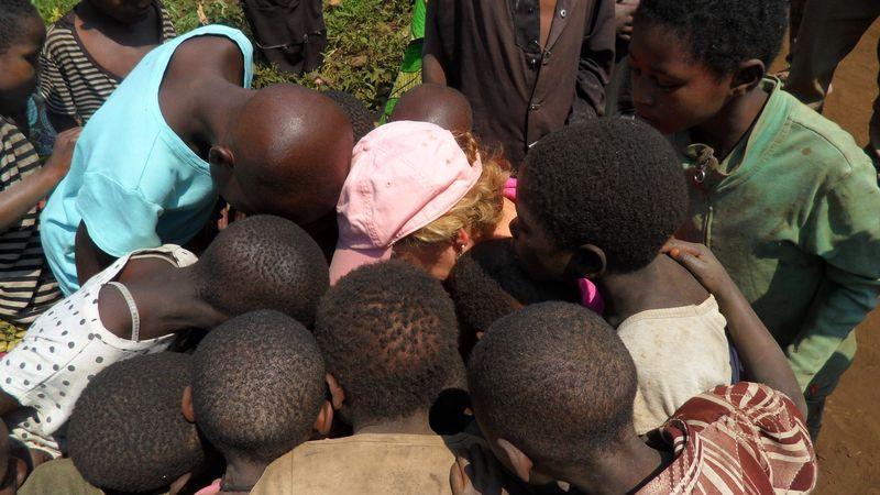 Kinder im Dorf 2017