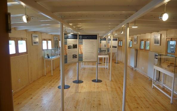 Ausstellung Hecksalon