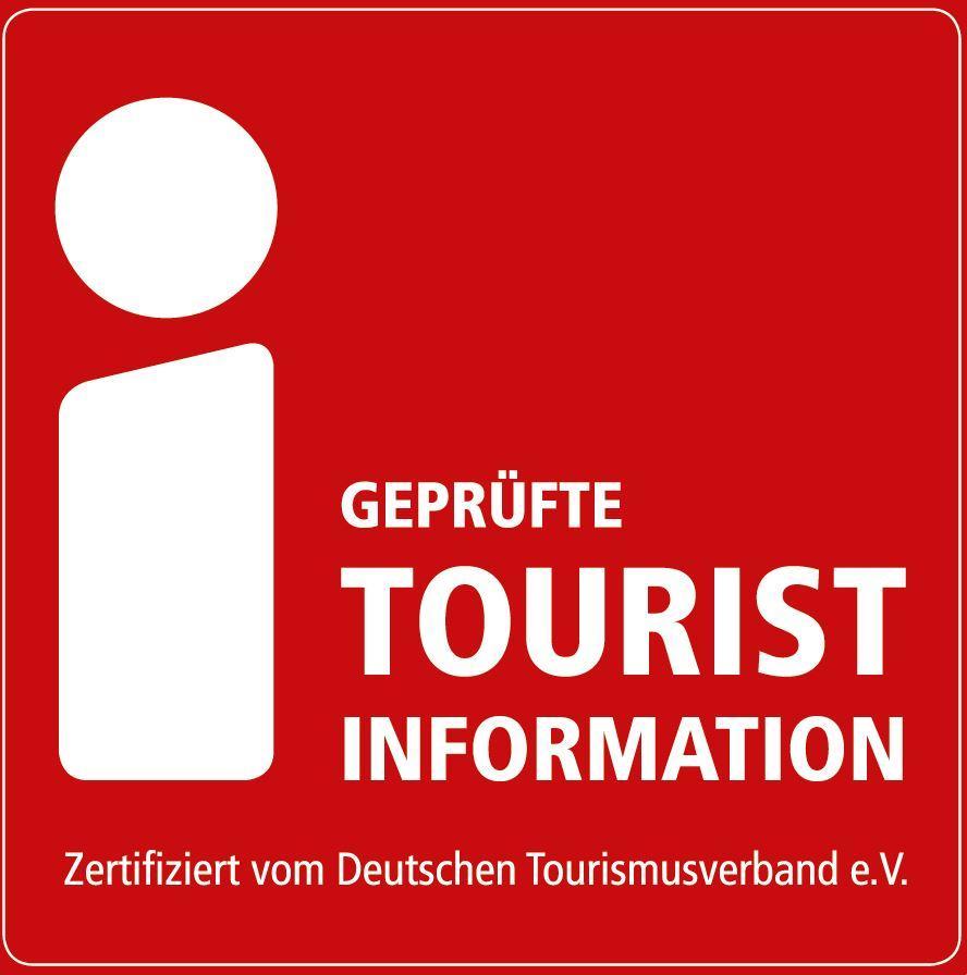 Logo geprüfte Touristinfo