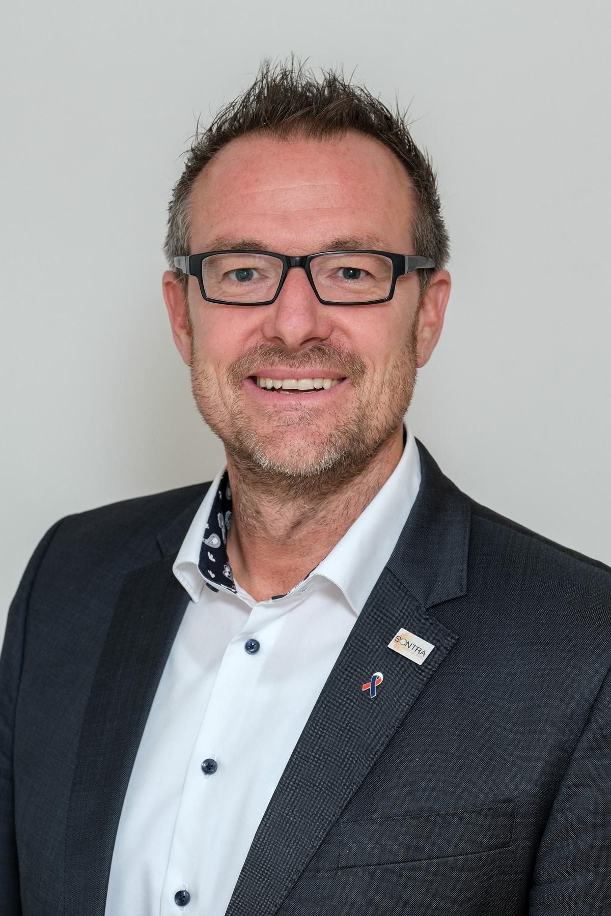 Bürgermeister Thomas Eckhardt 2020
