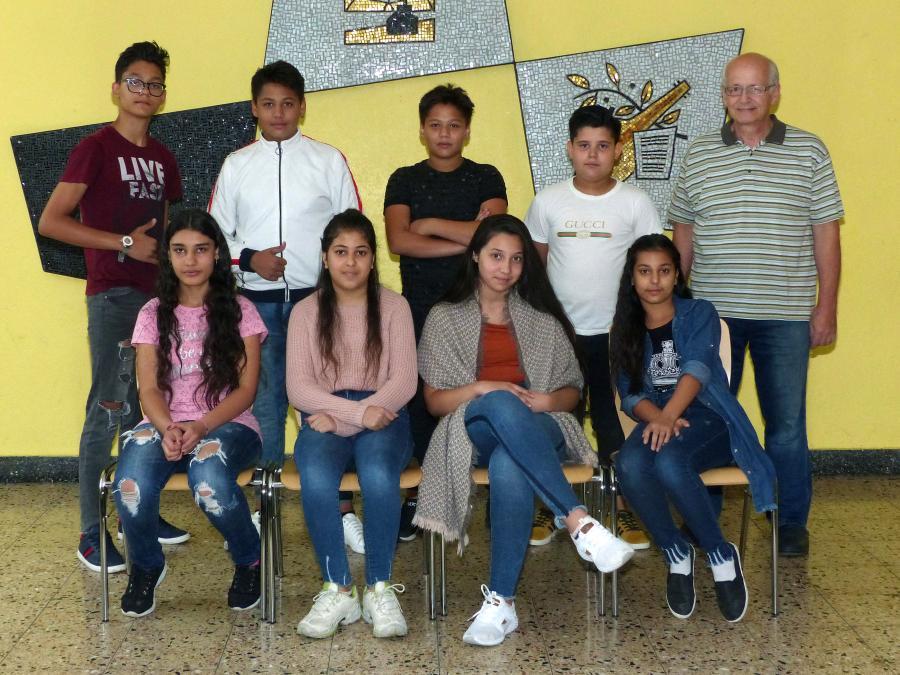 Internationale Klasse (InterK)