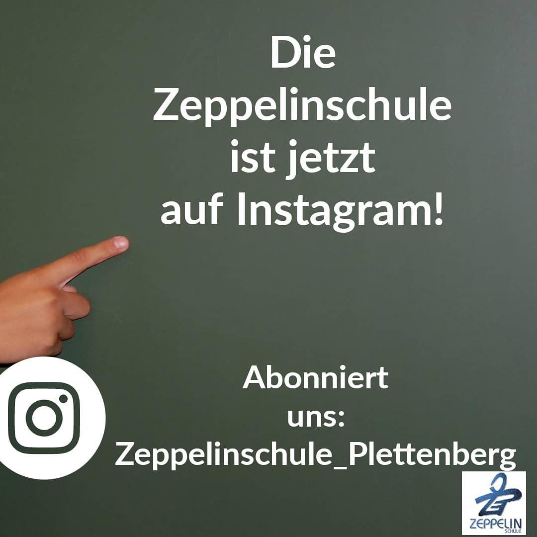 Zeppelinschule auf Instagram