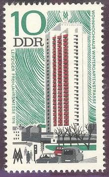 DDR Michel - Nr. 2119