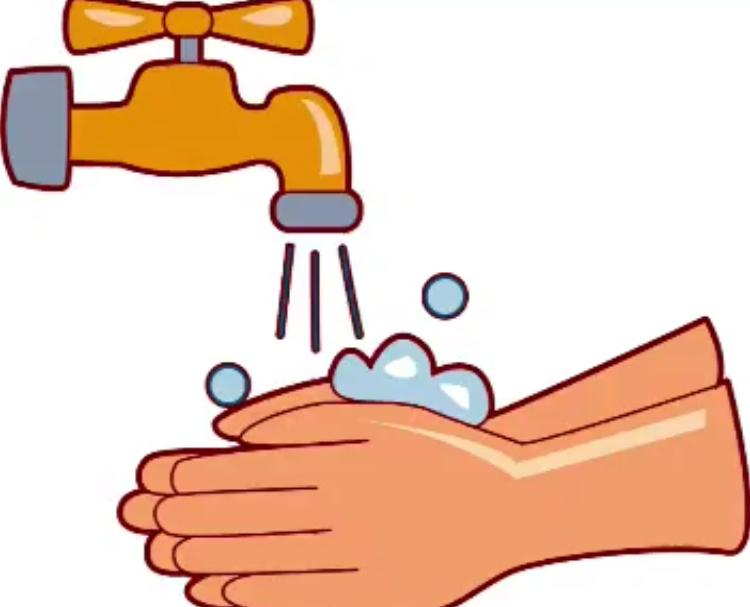 Richtig Händewaschen