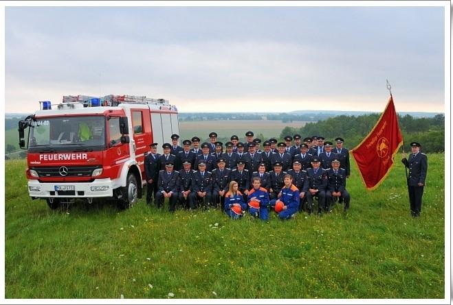 Kameraden Feuerwehr Dolgelin
