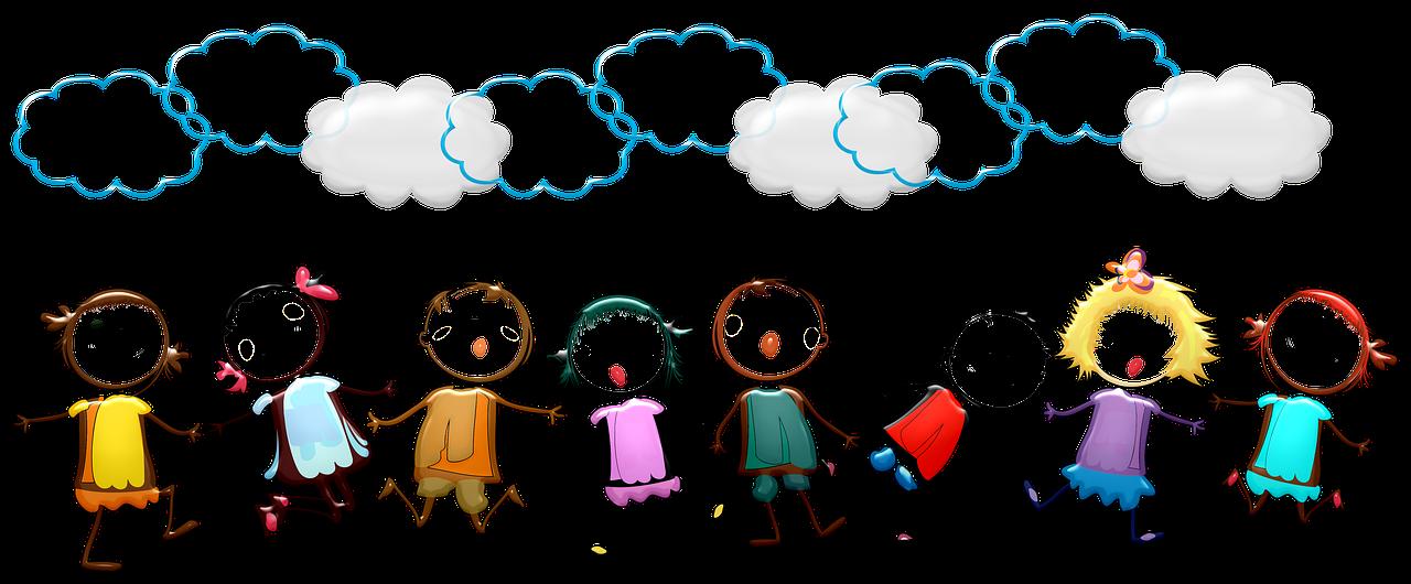 Kinder Banner