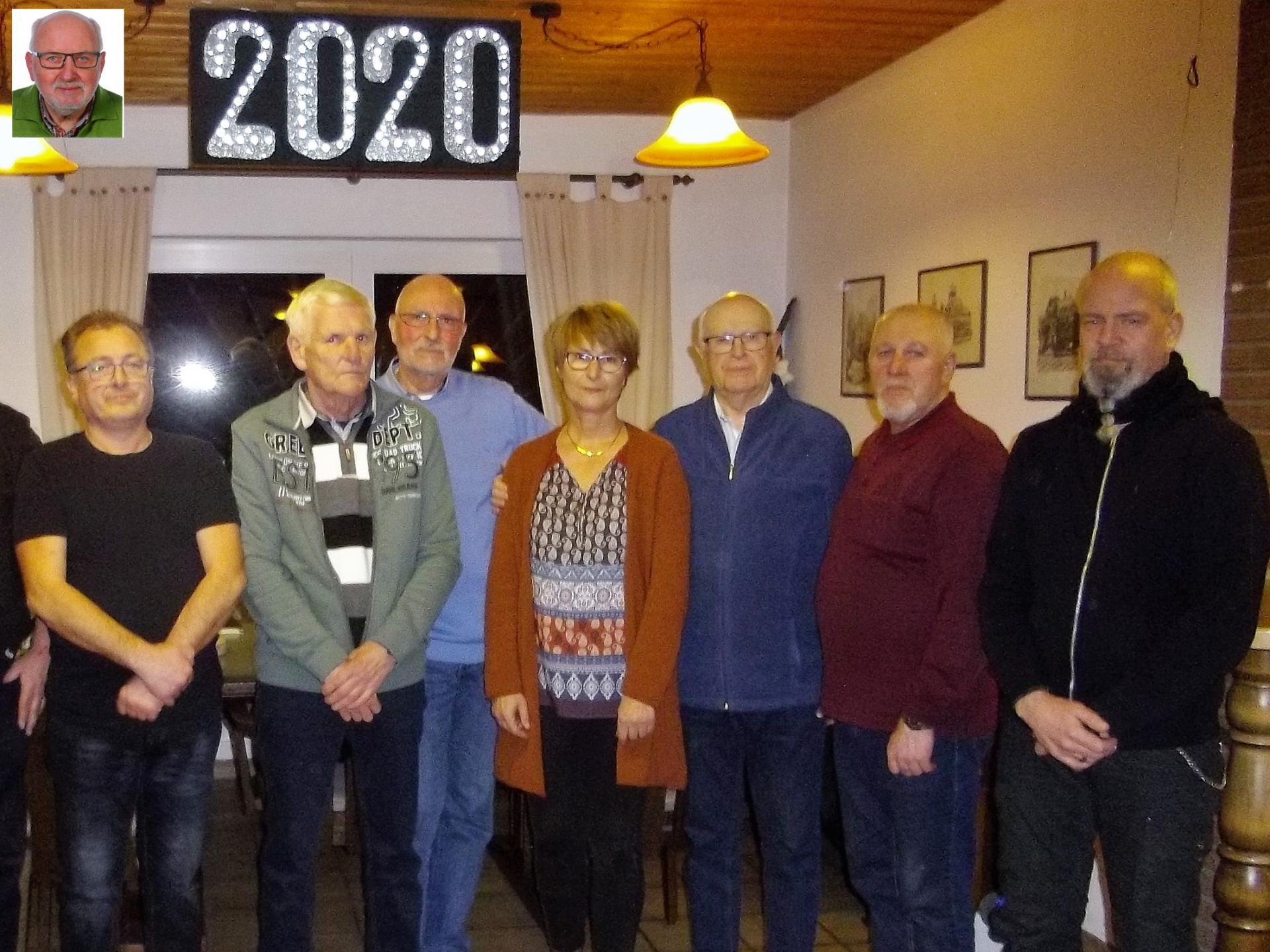 Vorstand 2020