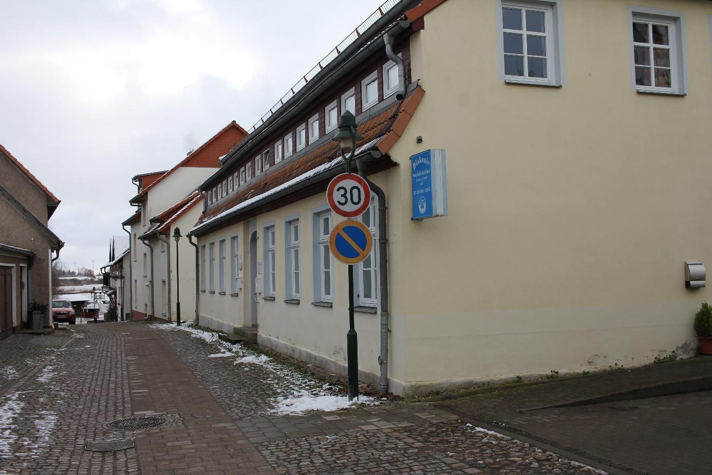 Wohnhaus altersgerecht