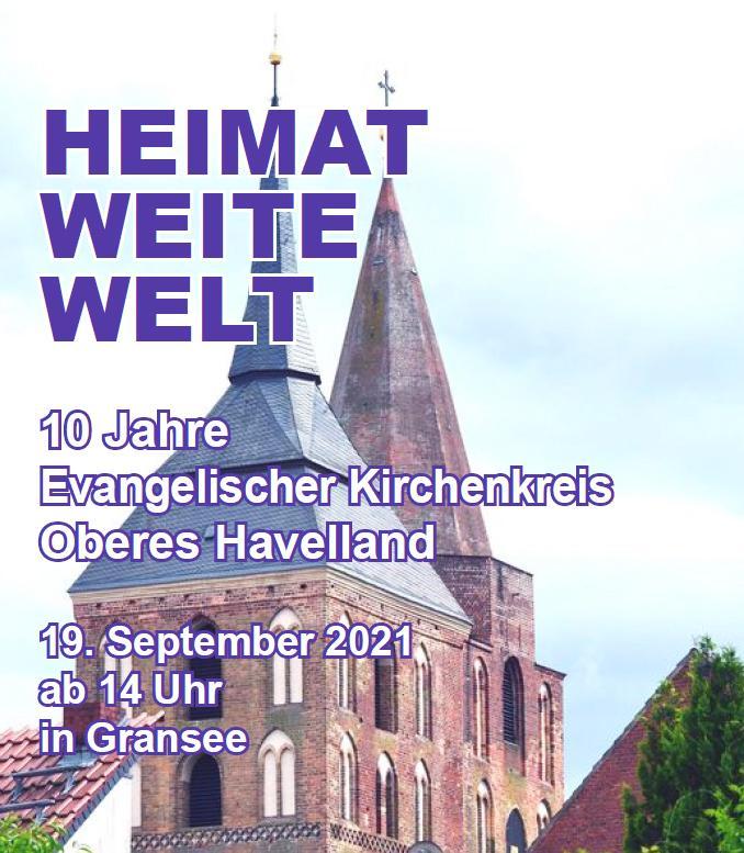 Gransee - Ort des Kreiskirchentages