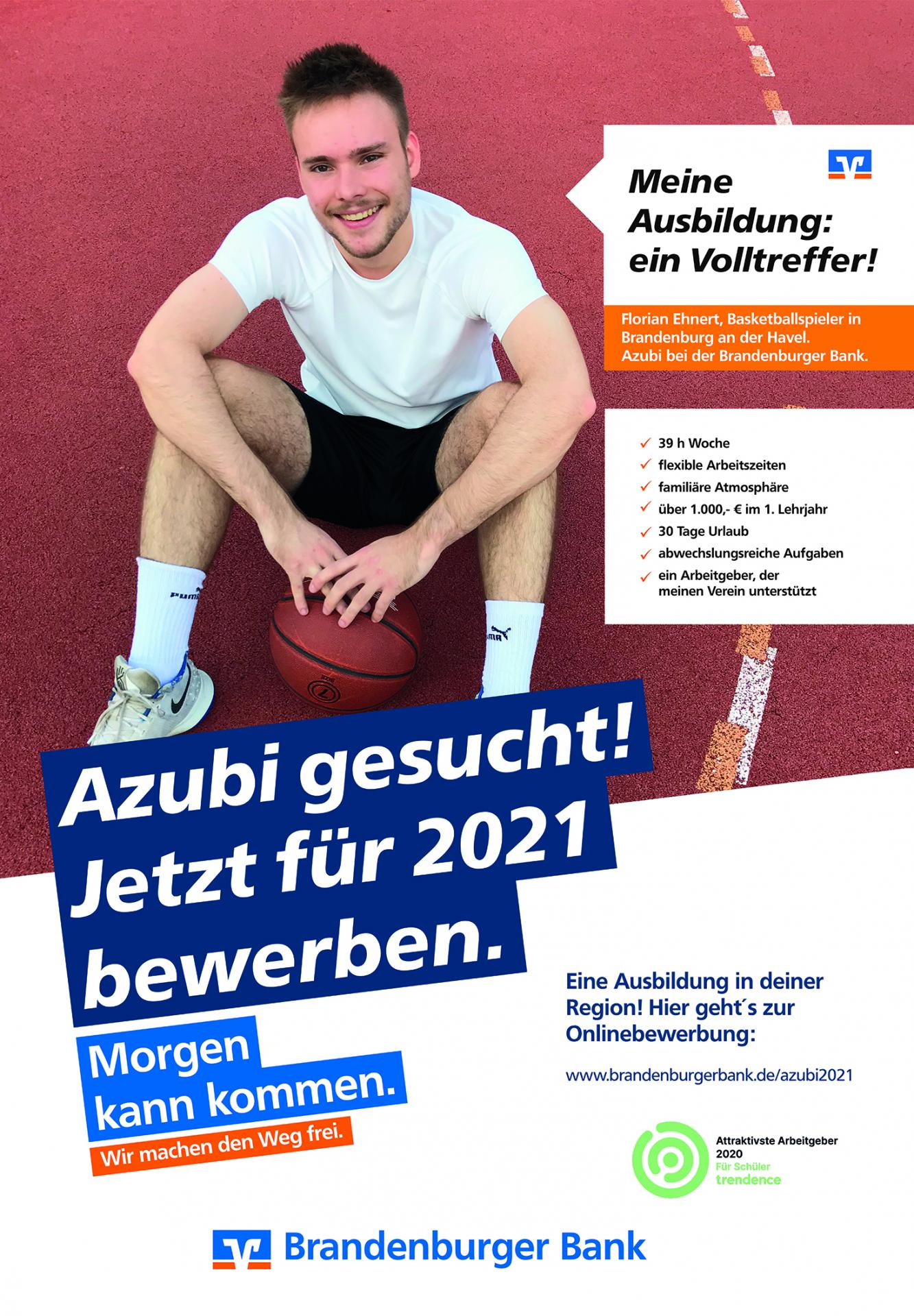 Flyer Brandenburger Bank