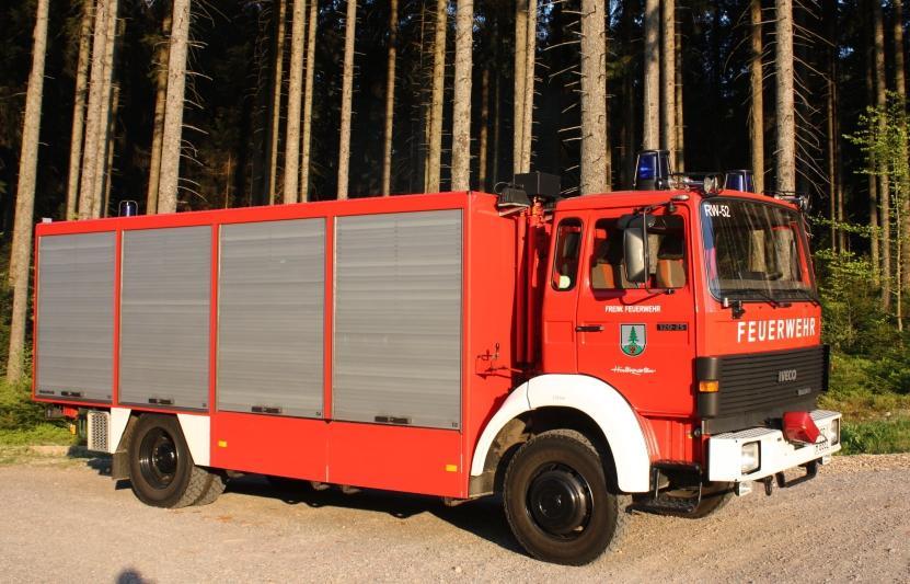 Rüstwagen 2  RW2