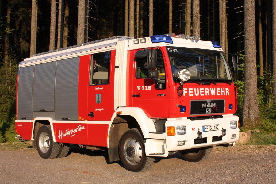 Tanklöschfahrzeug TLF 16/25 TLF 16/25