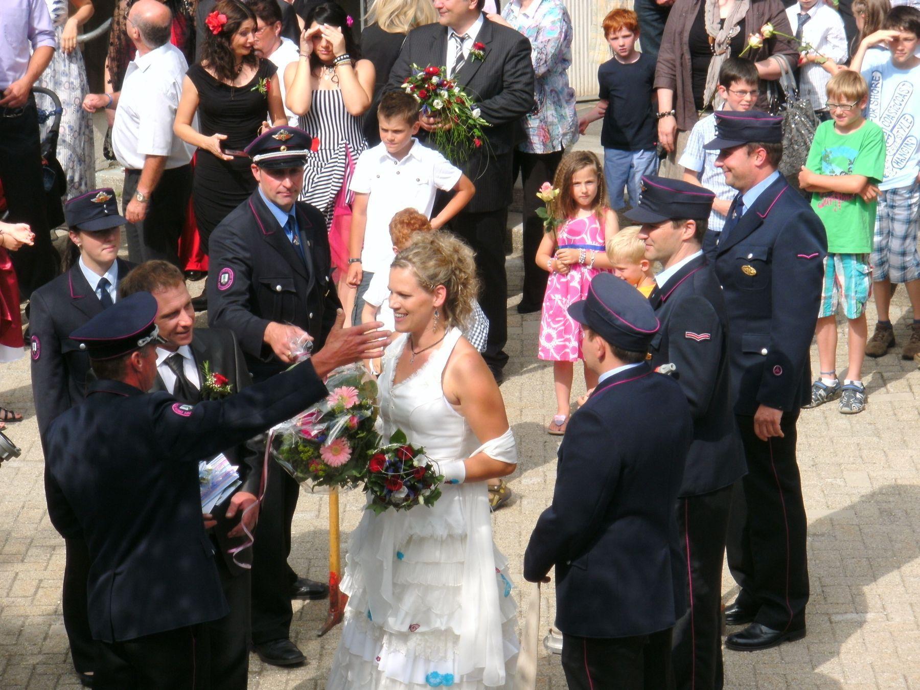 Hochzeiten im Jahr 2012
