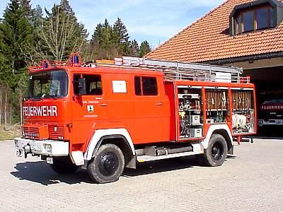 Löschgruppenfahrzeug LF16-TS  LF 16 TS
