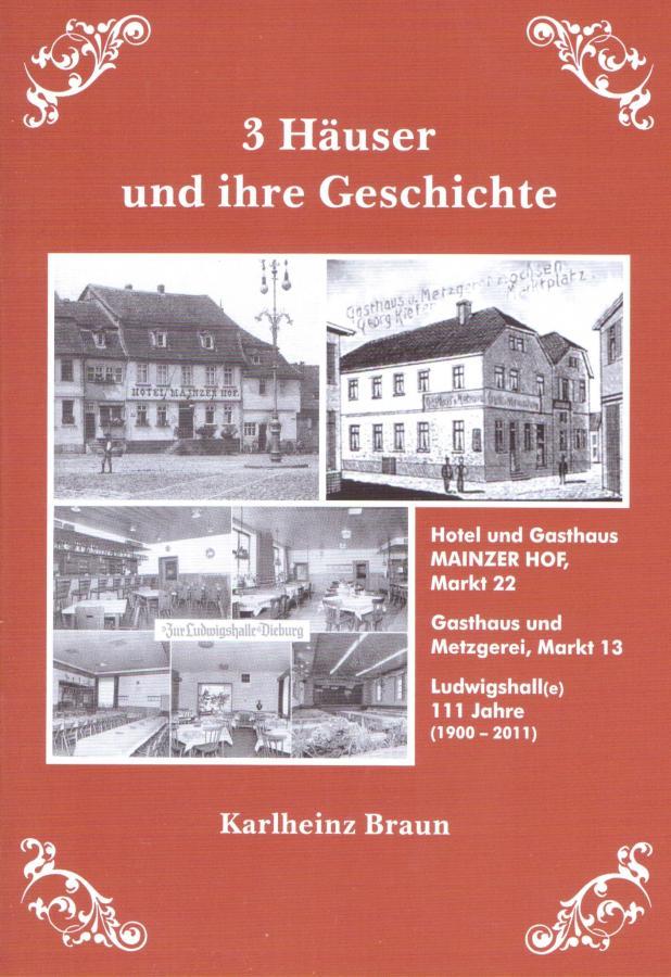 Karlheinz Braun 3 Häuser