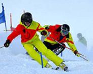 Rennlauf alpin